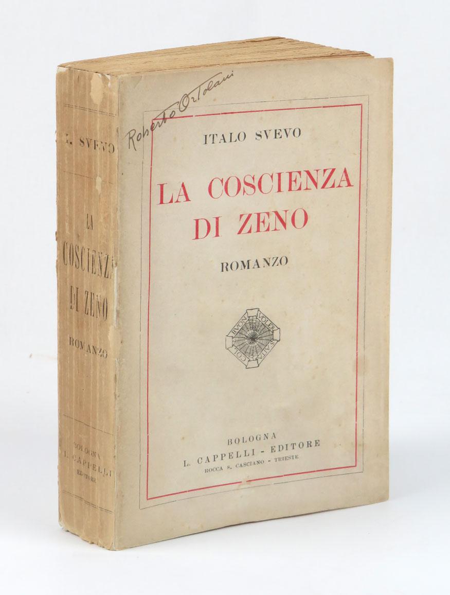 la coscienza di zeno. romanzo
