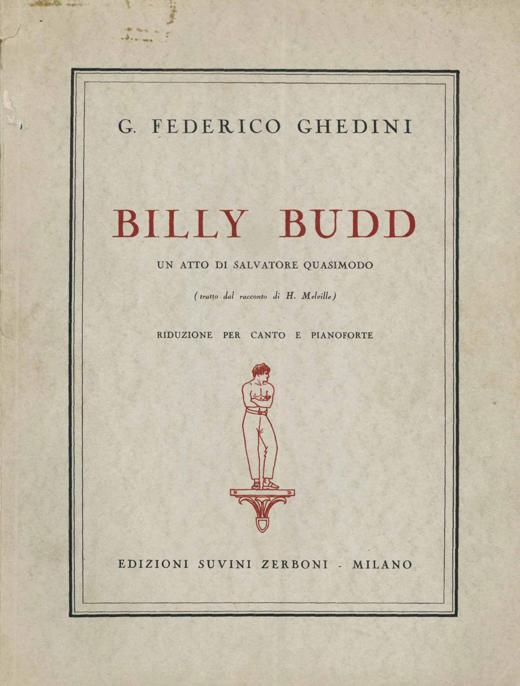 Billy Budd - Quasimodo