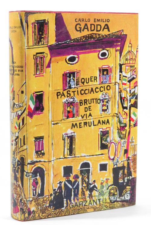 Pontremoli - Gadda Pasticciaccio