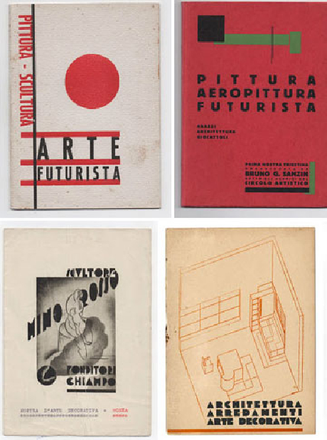 Pontremoli - Mostre futuriste