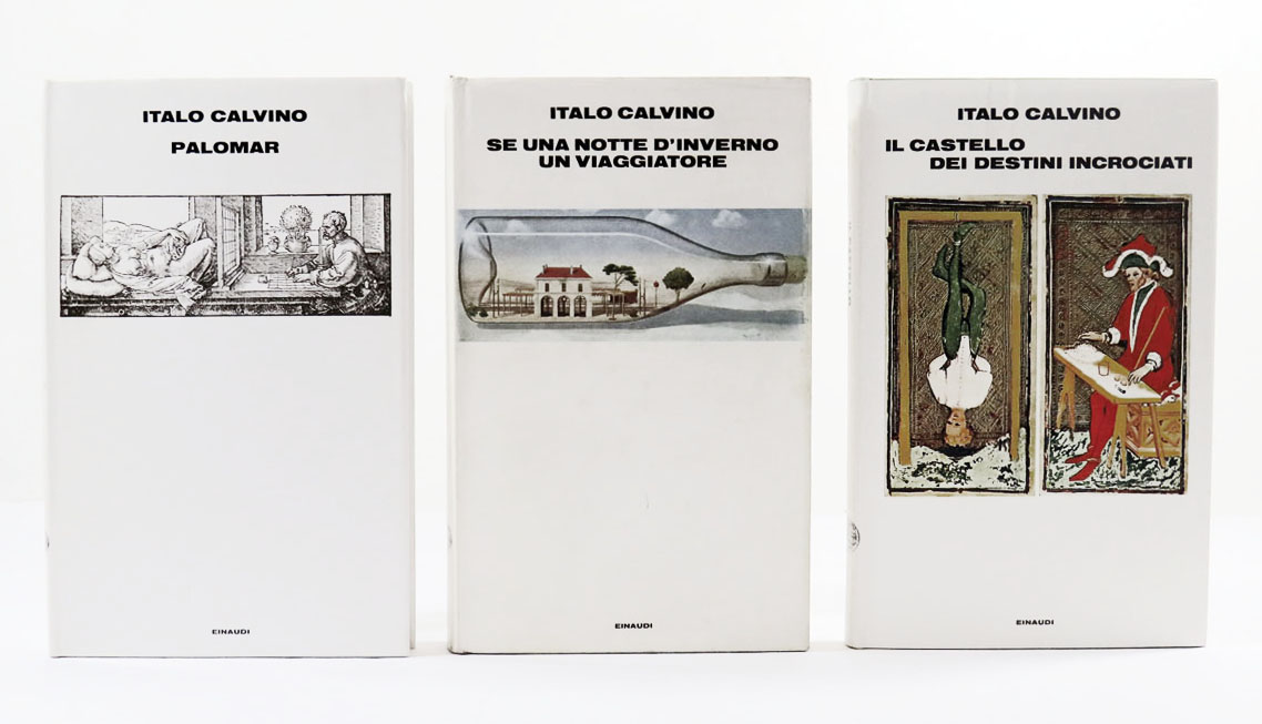 Calvino Libri