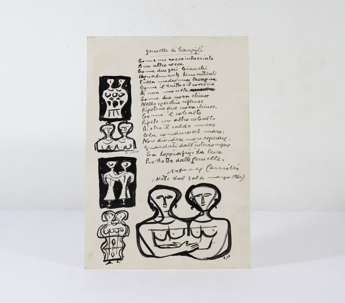 Campigli - Carrieri - Libreria Pontremoli