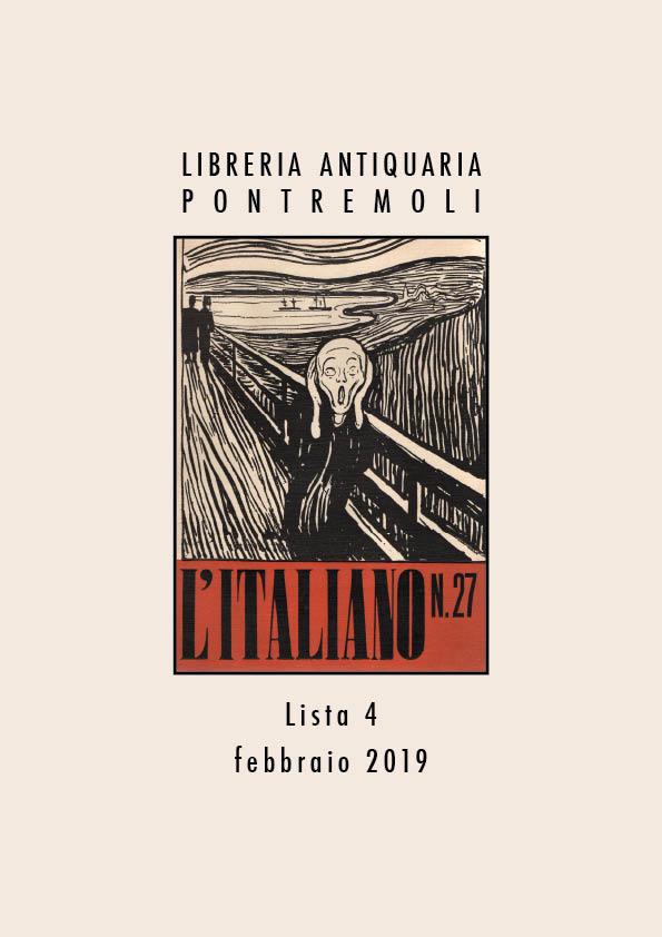 Lista 4  - febbraio 2019