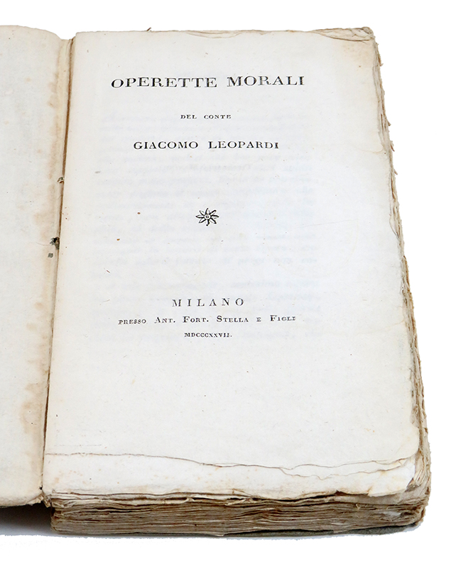 Leopardi Operette