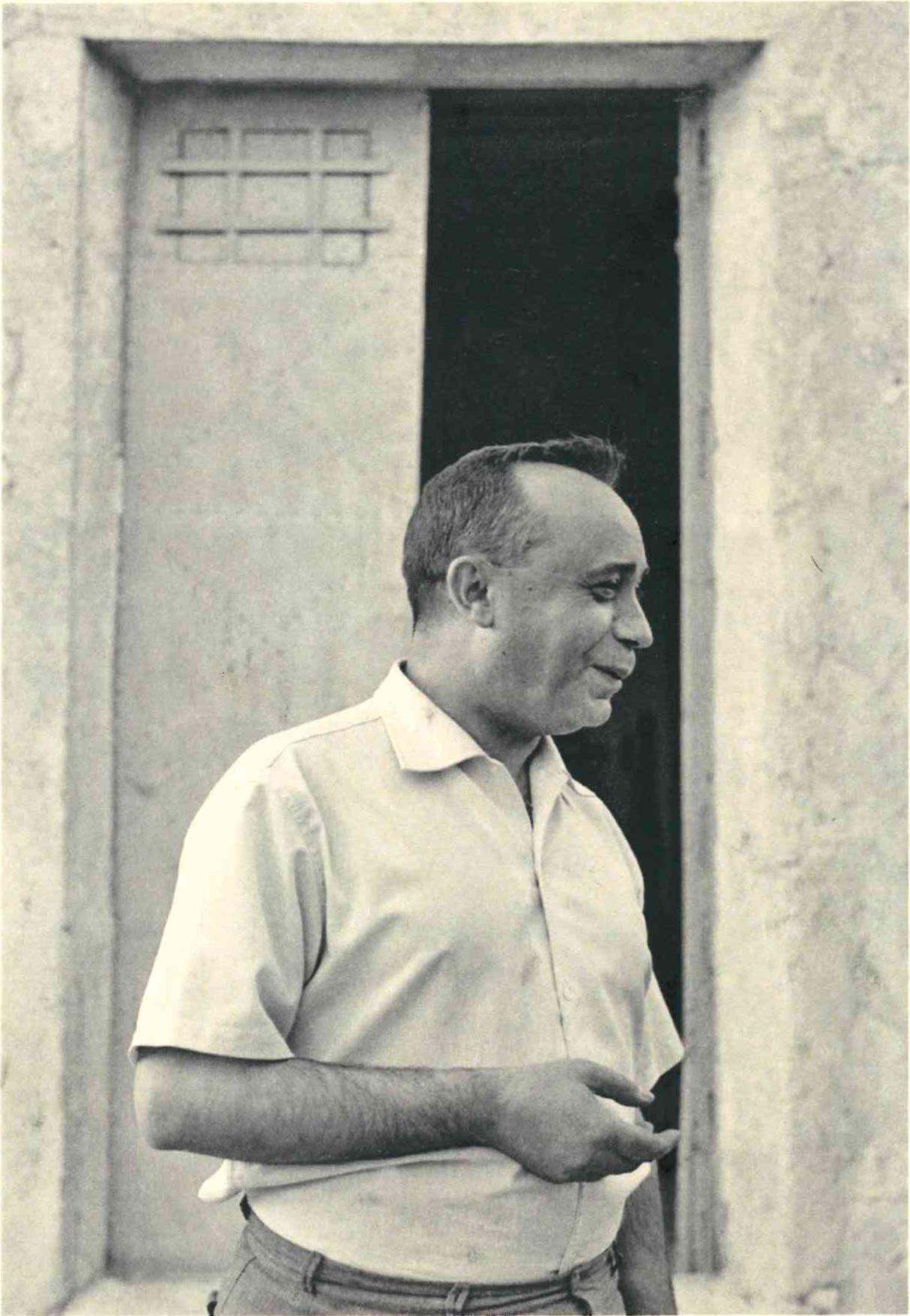 Leonardo Sciascia - fotografia di Ferdinando Scianna