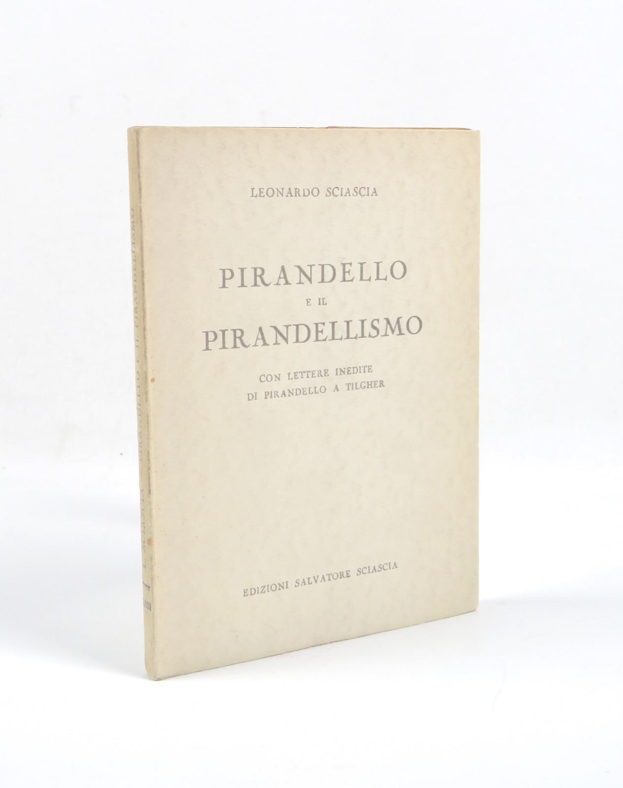 Sciascia Pirandello